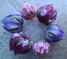 Blissful Garden Beads