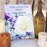 Bride Wedding Journals | Here Comes the Bride | $25.00