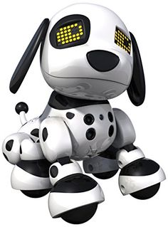 Now you can have your very own 'just for me' puppy! Spot is the quirky funny and game-playing Zuppy made just for you. Her large puppy dog eyes light up and express exactly how she's feeling. You can...
