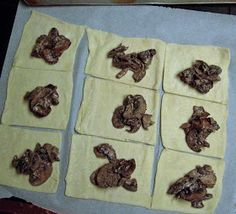 This IS how I cook.: Mushroom Lovers Pastry