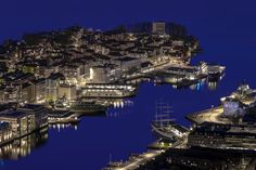 Nordnes by night 2 by Rune Hansen on 500px