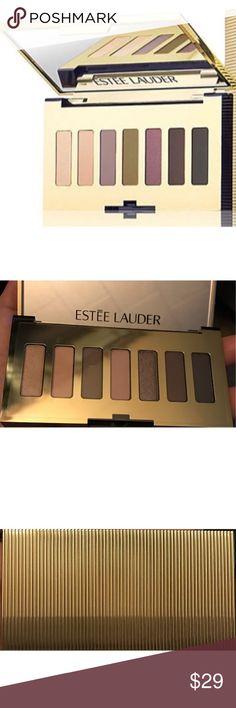 Estée Lauder Pure Color Envy Sculpting Eyeshadow Brand new. Estée Lauder Pure Color Envy Sculpting Eyeshadow Palette in Night. 7 shades. Stunning colors geared towards evening wear! ❤❤ Estee Lauder Makeup Eyeshadow