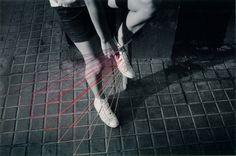Maria Aparicio Puentes - Work for Vang Magazine. August 2011.All photographs by Berta Pfirsich.