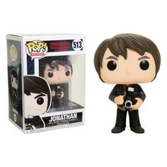 Funko Jonathan, Stranger Things, Netflix, Series, Funkomania