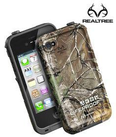 Realtree Xtra #Camo #Lifeproof Iphone 5 Case  #realtreeXtra