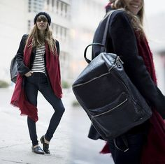 Get this look: http://lb.nu/look/5780201  More looks by Lisa Dengler: http://lb.nu/lisadengler  Items in this look:  Asos The Best Backpack Ever Made