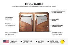 Men's Leather wallet Men's Wallet Leather Wallet