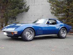 1972 Corvette ZR1 - Side View
