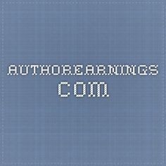 authorearnings.com Welcome to AuthorEarnings – a website for authors, by authors  Our purpose is to gather and share information so that writers can make informed decisions. Our secondary mission is to call for change within the publishing community for better pay and fairer terms in all contracts. This is a website by authors and for authors.