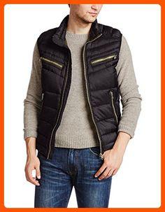Diesel Men's W-Izu Puffer Vest,  Black, Medium - Mens world (*Amazon Partner-Link)