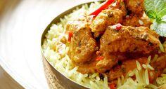 Curry indien tikkaVoir la recette >>