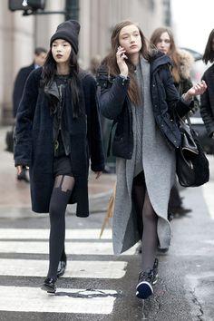 Violet & Claire <3