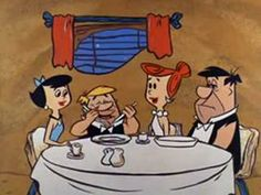 The Flintstones Season2 EP15 - The X-Ray Story - Video Dailymotion ... CLASSIC toothpick scene to try and keep Fred's eyes open ... LMBO!!