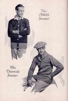 Fleisher's Knitting and Crocheting Manual 22nd Edition, 1925 | VintageStitches.com