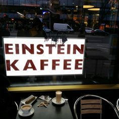 #EinsteinKaffee #BikiniBerlin #kawka #Berlin