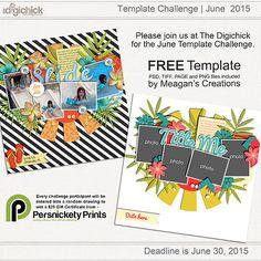 Template Challenge - June 2015