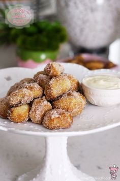 Having grew up eating Auntie Anne's pretzels where each and every pretzel is made fresh, I was naturally skeptical when I came across this Auntie Anne's Copycat Cinnamon Sugar Pretzel Bites recipe. Could I really achieve that soft, fluffy, chewy and sinfully delicious biscuit by making them at home?...