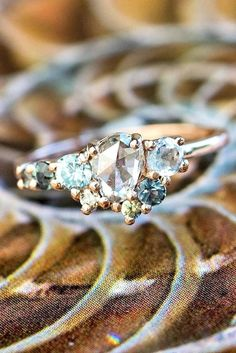 59 best unique engagement ring to leaves you speechless (42)