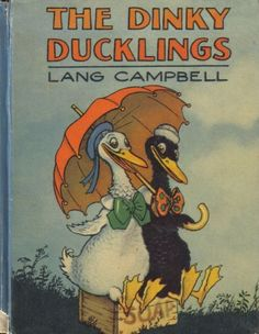 The dinky ducklings by Lang Campbell http://www.amazon.com/dp/B0008BIUWG/ref=cm_sw_r_pi_dp_JQUxub0EHNQ1B