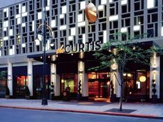Denver (CO) The Curtis A Doubletree Hotel United States, North America Located in Denver Downtown, The Curtis A Doubletree Hotel is a perfect starting point from which to explore Denver (CO). Both business travelers and tourists can enjoy the hotel's facilities and services. 24-hour front desk, facilities for disabled guests, express check-in/check-out, luggage storage, Wi-Fi in public areas are there for guest's enjoyment. All rooms are designed and decorated to make guests f...
