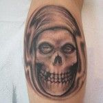 Misfits Skull tattoo - Free Tattooed Dating at Tattoo Love - Where Inked Singles find their Perfect Match.