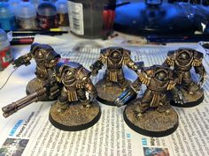 By Alasdhair McMillan of ‎30k Iron Warriors Players Facebook group