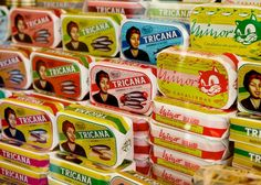 Tricana, canned sardines
