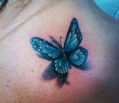 Mariposa / Butterfly.