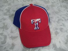 $9.99 TEXAS RANGERS ADJUSTABLE BASEBALL HAT