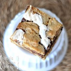 S'mores Cookie Bars Recipe - ZipList