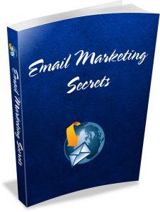 Email Marketing Secrets. Want more? Visit http://www.ajaxunion.com/ebooks/online-marketing-ebook/