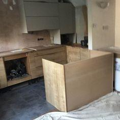 Sime further progress #kitchenrefit  (at Hampton Common)
