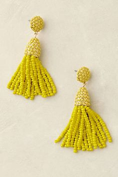 Mini Pinata Tassel Earrings