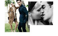 SS16 Campaign. Shot by Mario Testino. Starring Jon Kortajarena & Anna Mila Guyenz. Discover more at massimodutti,com