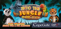 Win 5 Tickets to Into the Jungle at CapeGate!