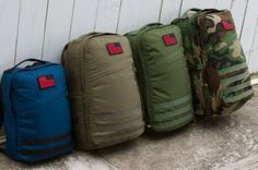 GoRuck limited edition gear