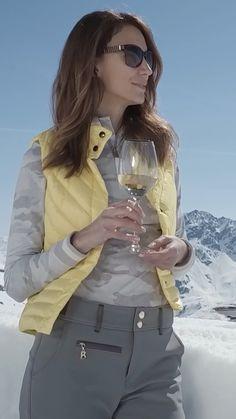 Winter Snow, Leather Jacket, Jackets, Fashion, Gourmet, Master Chef, Wine, Studded Leather Jacket, Down Jackets