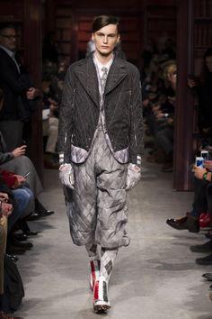 Moncler Gamme Bleu | FW 2014 | Milano Moda Uomo