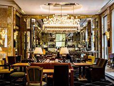 5. Prince de Galles, a Luxury Collection Hotel (33 Avenue George V): $1,021 per night