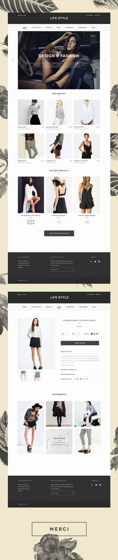 Life Style Concept Design