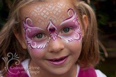 Masker Roze - Schminkwebshop - Colours
