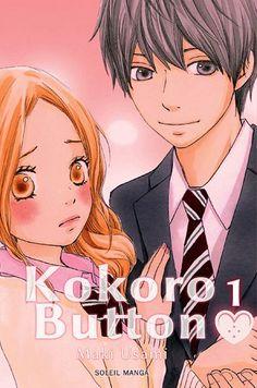 Kokoro button, Vol. 1.  Manga