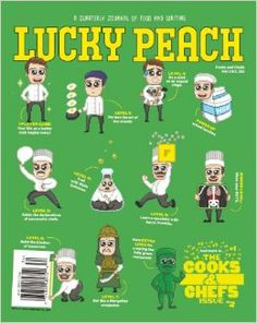 Lucky Peach, Issue 9: David Chang, Chris Ying, Peter Meehan: 9781938073625: Amazon.com: Books