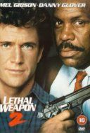 Danny Glover and Mel Gibson (young)