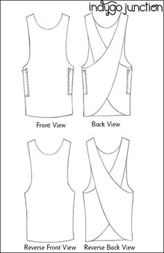 Ideas sewing for beginners apron pockets sew einfach clothes crafts for beginners ideas projects room Child Apron Pattern, Apron Pattern Free, Sewing Patterns Free, Free Sewing, Apron Patterns, Dress Patterns, Sewing Aprons, Sewing Clothes, Sewing Hacks