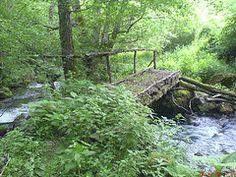 Mala Reka Republic Of Macedonia, Malaga, Garden Bridge, Natural Beauty, Outdoor Structures, River, City, Nature, Naturaleza