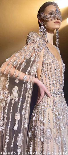 Elie Saab Couture, Couture Collection, Bridal Collection, Elie Saab Spring, Haute Couture Fashion, Spring Couture, Fashion Show, Fashion Design, Beautiful Dresses