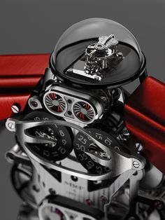 MB&F MELCHIOR FOR ONLY WATCH 2015  WRIST REVIEWAUGUST 24, 2015