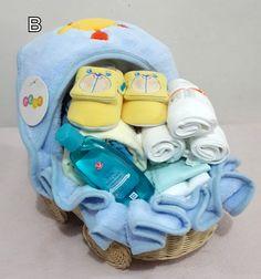 Parcel Baby Blue