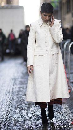 NY fashion week FW 17/18